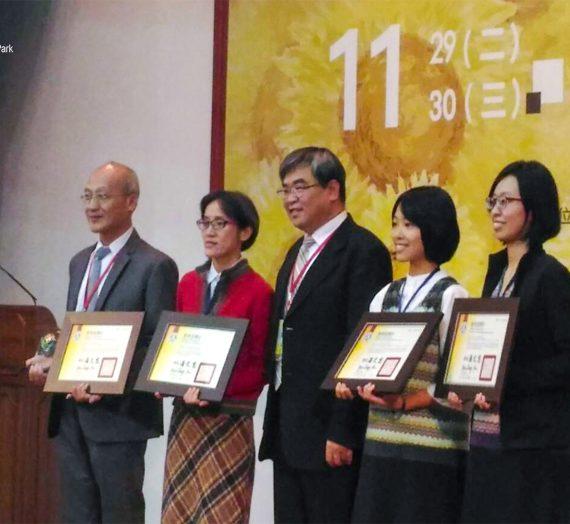 賀實習團隊榮獲合作團體同心獎