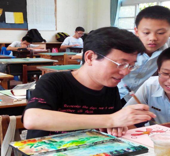 關愛教育的實踐者—賴盈達老師