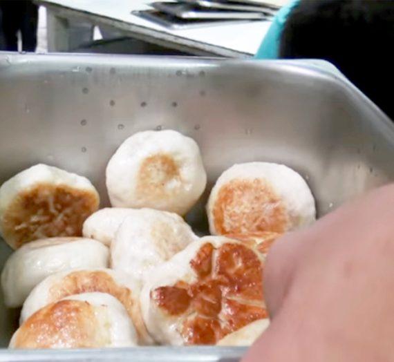 《 水煎包的滋味・國中生自製美味贈芳鄰 》